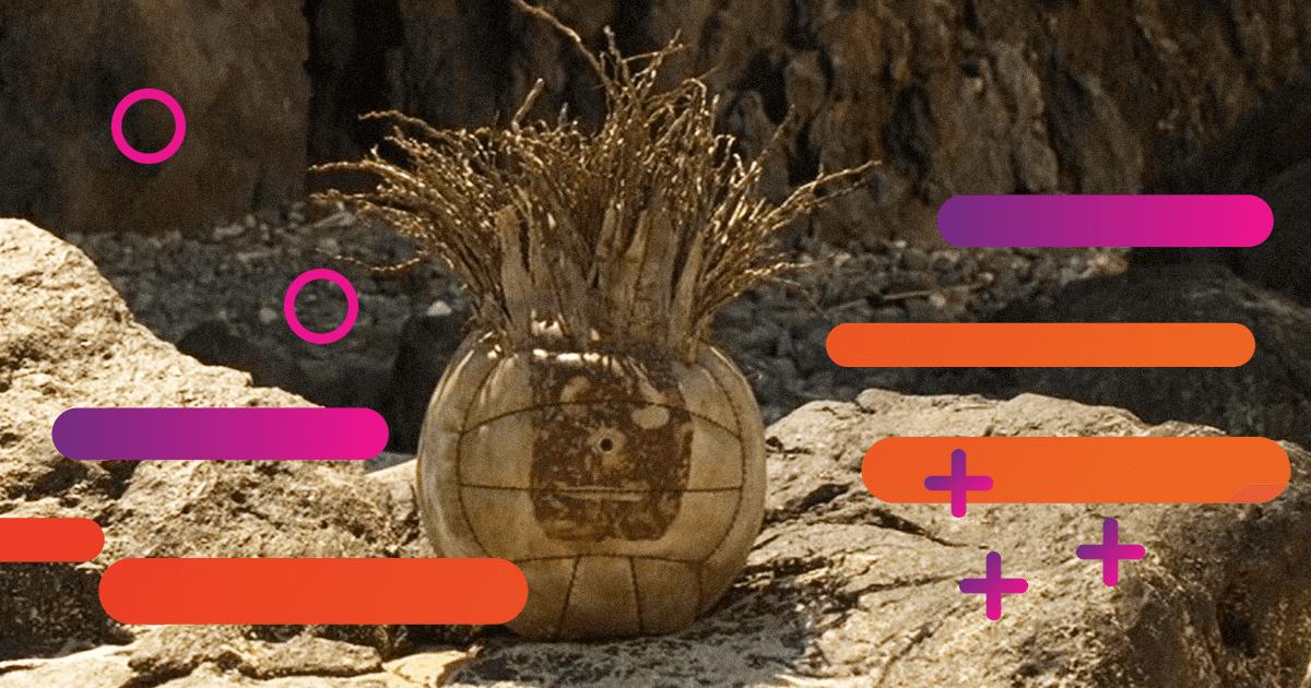 Wilson, pelota de la película 'Náufrago'