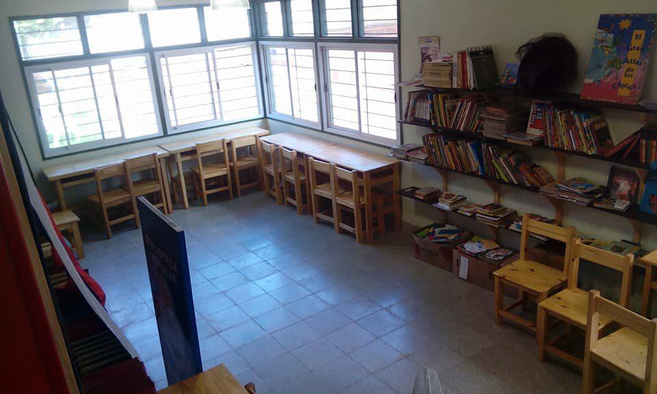Biblioteca 2 de Abril