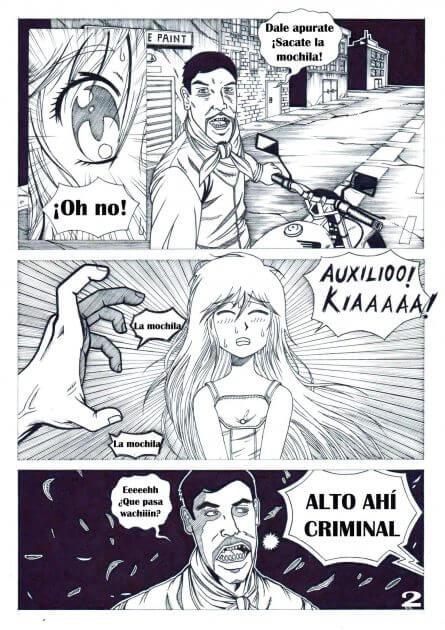 SuperFord, el comandante supremo (comic)
