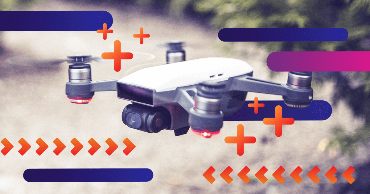 Spark, un dron listo para el despegue