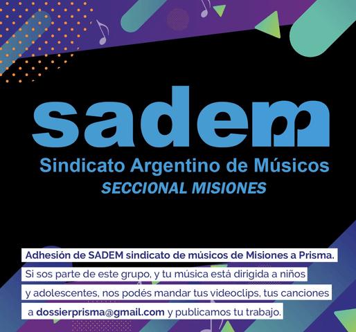 Sindicato Argentino de Músicos | SADEM